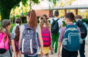 Wie schwer darf ein Schulranzen sein?