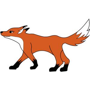Schulranzen Fuchs