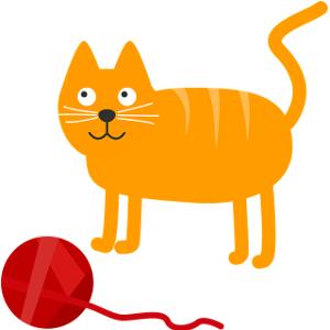 Schulranzen Katze
