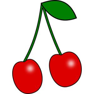 Schulranzen Kirsche