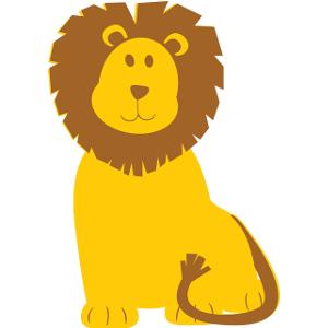 Schulranzen Löwe
