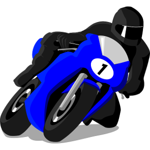 Schulranzen Motorrad