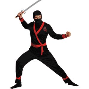 Schulranzen Ninja