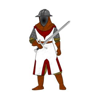 Schulranzen Ritter