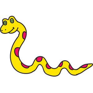 Schulranzen Schlange