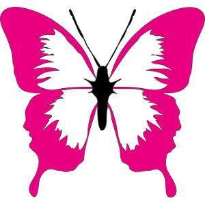 Schulranzen Schmetterling