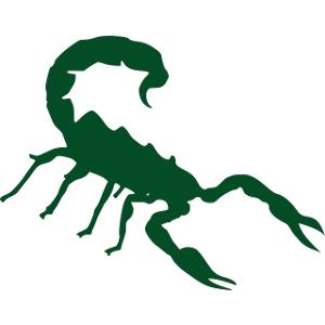 Schulranzen Skorpion