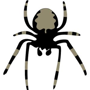 Schulranzen Spinne