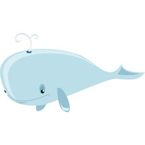 Schulranzen Wal