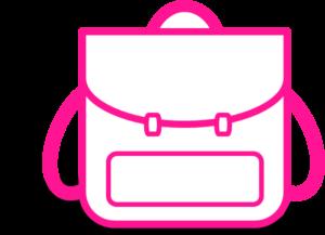Schulranzen Pink