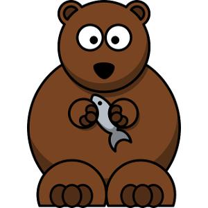 Schulranzen Bär