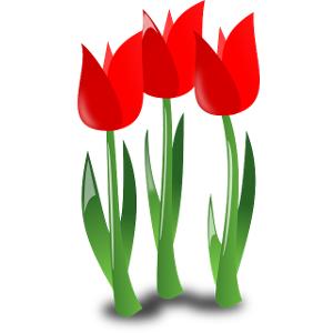 Schulranzen Blume