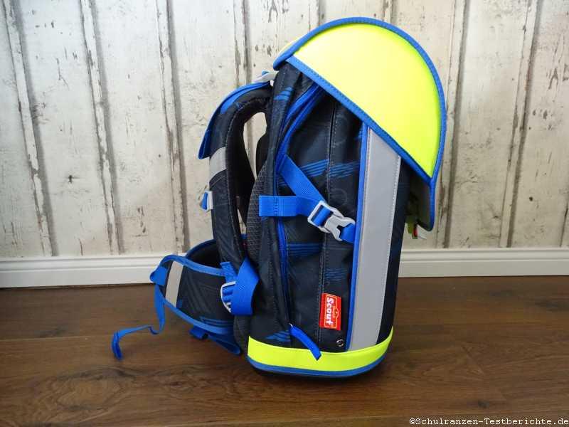 Scout Ultra Test Seitentaschen