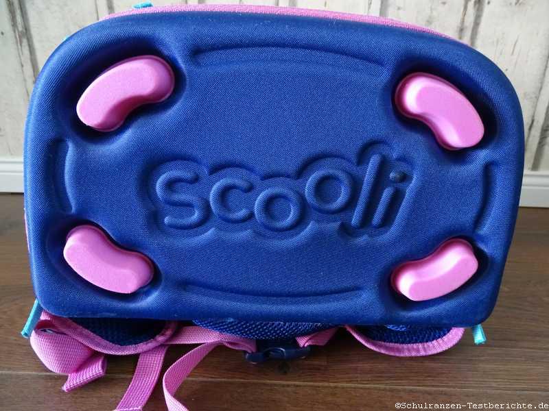 Scooli Flexmax Standfüße und Bodenplatte