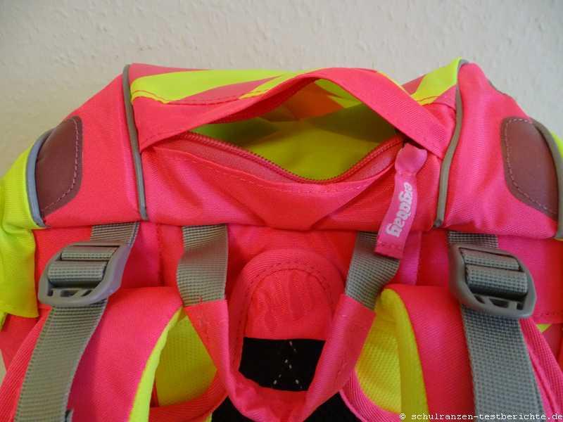 Ergobag Pack Deckelfach Regenschutzhülle