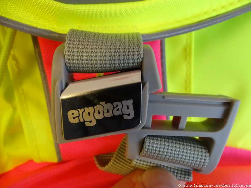 Ergobag Pack Magnetverschluss