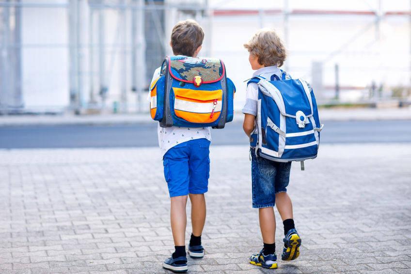 Schulranzen oder Schulrucksack